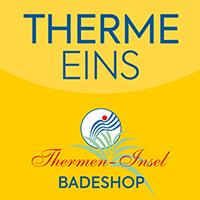Thermeninsel | Bademoden | Therme 1 | Bad Füssing Logo