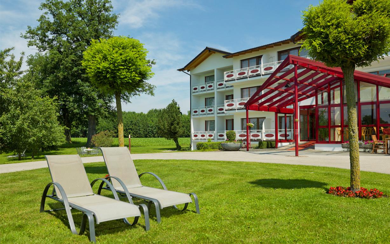 Hotel Pension Fent garni Bad Füssing